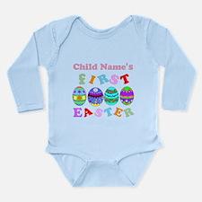 First Easter Keepsake Long Sleeve Infant Bodysuit