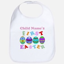 First Easter Keepsake Bib