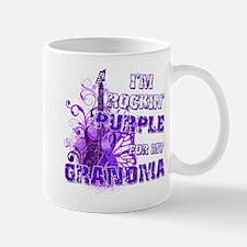 I'm Rockin' Purple for my Gra Mug