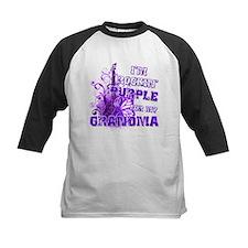 I'm Rockin' Purple for my Gra Tee