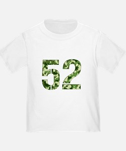 Number 52, Camo T