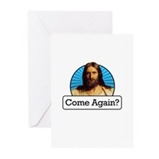 Come Again? Greeting Cards (Pk of 10)