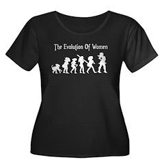 EVELUTION OF WOMEN T