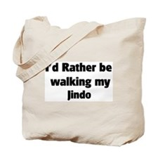 Rather: Jindo Tote Bag