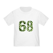 Number 68, Camo T