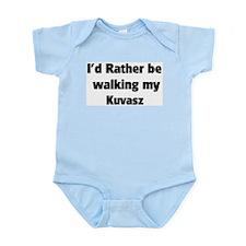 Rather: Kuvasz Infant Creeper