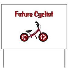 Future Cyclist Yard Sign