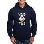 Linux user since 1996 - Hoodie (dark)