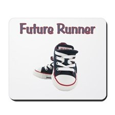 Future Runner Mousepad