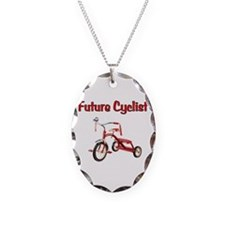 Future Cyclist Trike Necklace