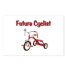 Future Cyclist Trike Postcards (Package of 8)