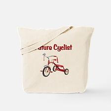 Future Cyclist Trike Tote Bag