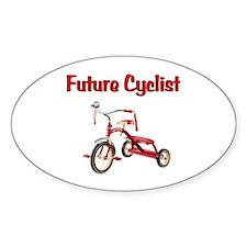 Future Cyclist Trike Decal