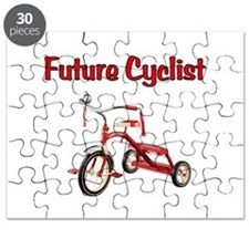 Future Cyclist Trike Puzzle