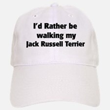 Rather: Jack Russell Terrier Baseball Baseball Cap