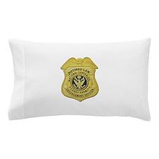 Retired Law Enforcement Pillow Case