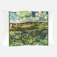 Van Gogh Pastoral Pillow Case