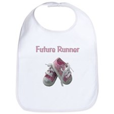 Future Girl Runner Bib