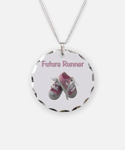 Future Girl Runner Necklace