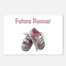 Future Girl Runner Postcards (Package of 8)