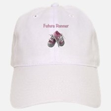 Future Girl Runner Baseball Baseball Cap