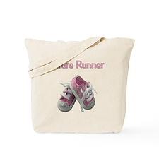 Future Girl Runner Tote Bag
