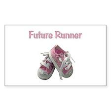 Future Girl Runner Decal