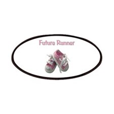 Future Girl Runner Patches