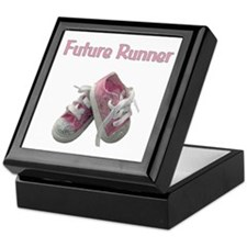 Future Girl Runner Keepsake Box