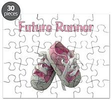 Future Girl Runner Puzzle
