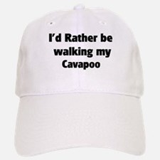 Rather: Cavapoo Baseball Baseball Cap