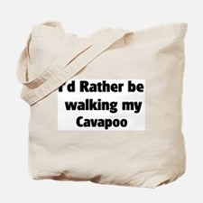 Rather: Cavapoo Tote Bag