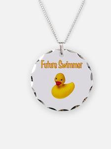 Future Swimmer Necklace
