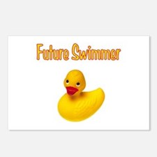 Future Swimmer Postcards (Package of 8)