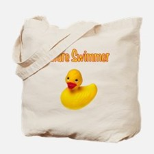 Future Swimmer Tote Bag