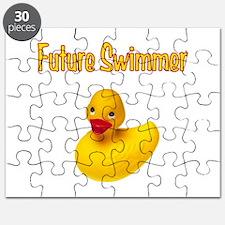 Future Swimmer Puzzle