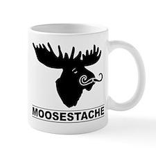 moosestache2 Mugs
