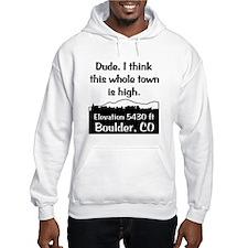Boulder High Town Hoodie