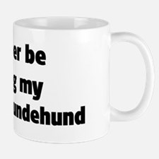 Rather: Norwegian Lundehund Mug