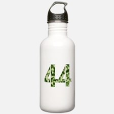 Number 44, Camo Water Bottle