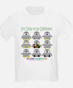 penguindifferenttrans T-Shirt