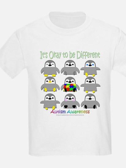 penguindifferenttrans T-Shirt