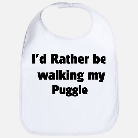 Rather: Puggle Bib