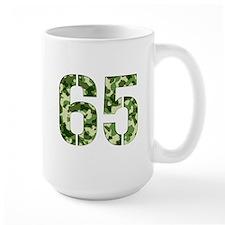 Number 65, Camo Mug