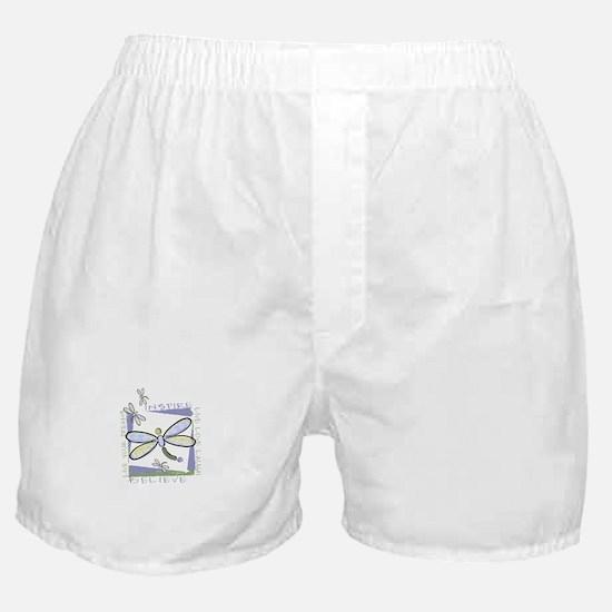Inspire Dragonflies Boxer Shorts