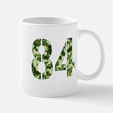 Number 84, Camo Mug