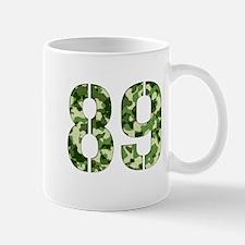 Number 89, Camo Mug