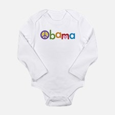Peace, Love, Obama Onesie Romper Suit