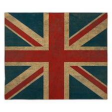 Vintage Union Jack King Duvet