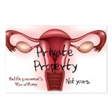 Reproductive rights Postcards